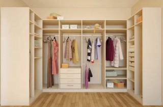 Модульные гардеробные по индивидуальным проектам